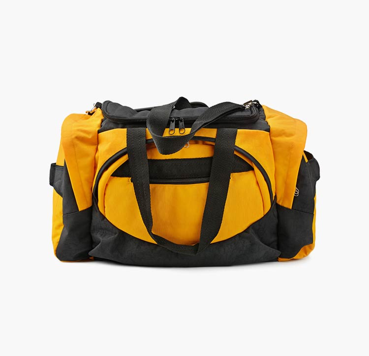Fitness Orange Bag